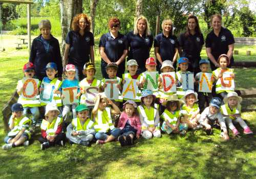 South Milford Pre-School 'Outstanding'.