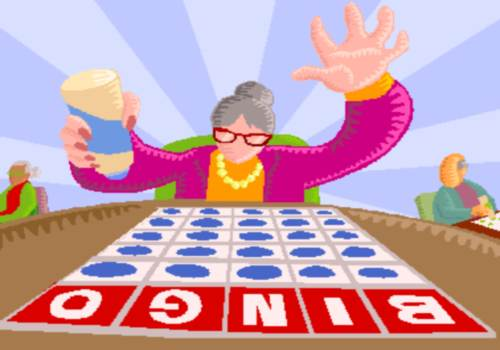 Bingo and Casino Evenings with the South Milford WI.