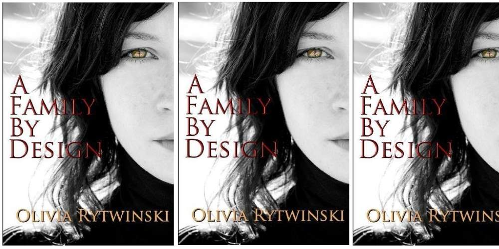 Olivia Rytwinski - Author 'A Family by Design'.
