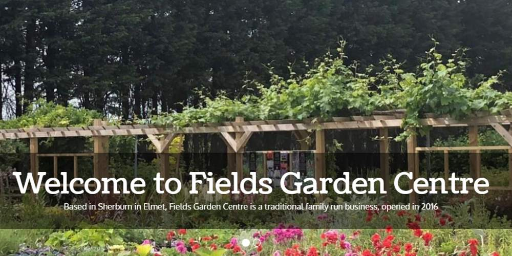 Fields Garden Centre, Sherburn-in-Elmet.
